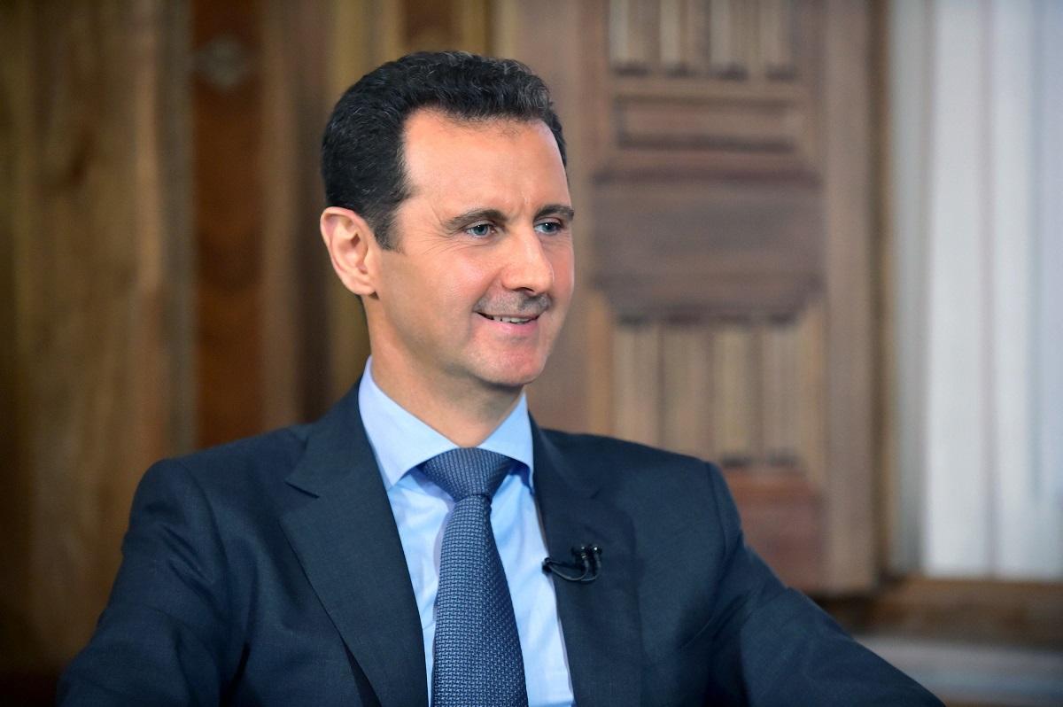 نظام بشار الأسد يخرج من الصقيع!