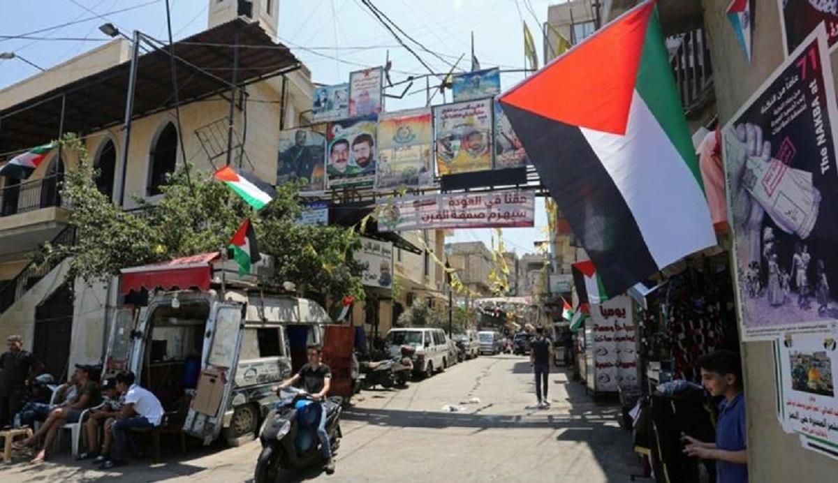 دَعوا اللاجئين الفِلسطينيّين يُقرّرون مصيرَهم