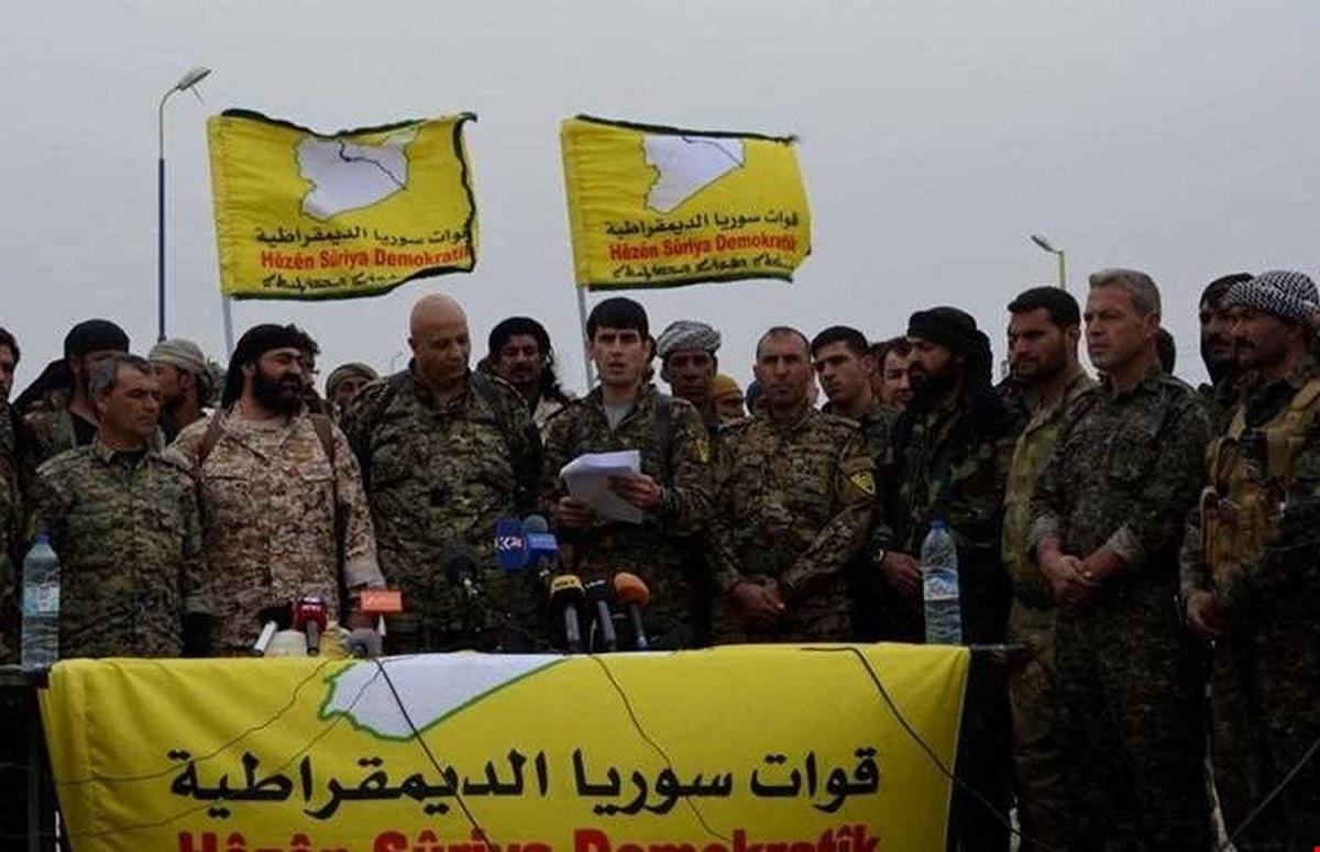 يجب مساعدة الأكراد السوريين على مُحاكَمة