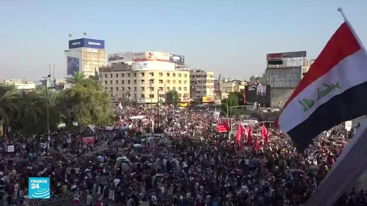الثورة العراقية تسير على ثلاث عجلات!