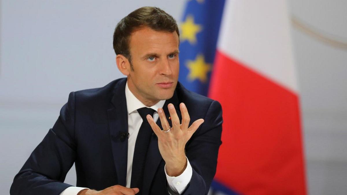 ماكرون يريد أن تكون فرنسا قوة عظمى في الشرق الأوسط