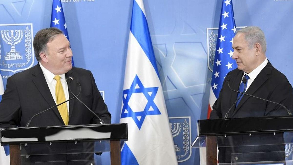 زيارةُ بومبيو للمستوطنات الإسرائيلية تُتَوِّجٌ جهوداً استمرّت أربع سنوات لتدمير حلّ الدولتين