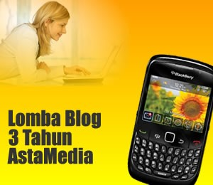 lomba blog 3 tahun AstaMedia