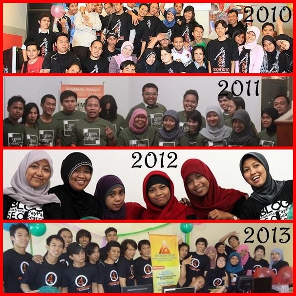 Ultah AstaMedia Group