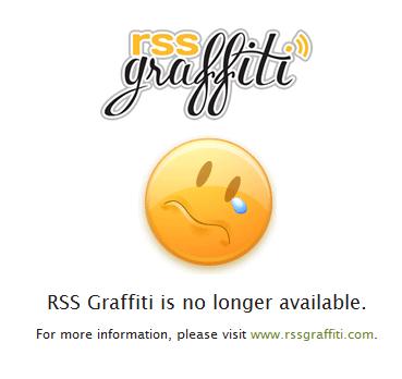 rss graffiti tidak bisa lagi digunakan