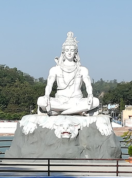 Shiva at Rishikesh