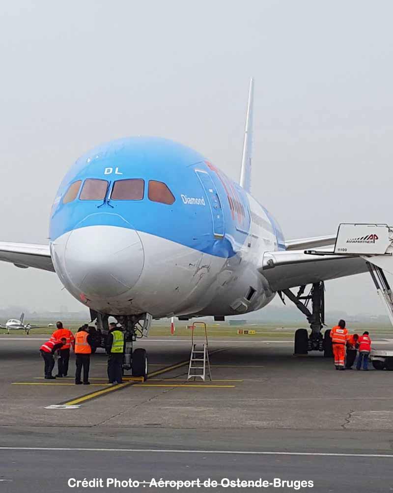 Asta Transport - Aéroport Ostende-Bruges