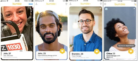 How to write a bumble profile