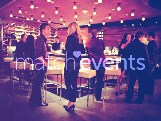 Match com events