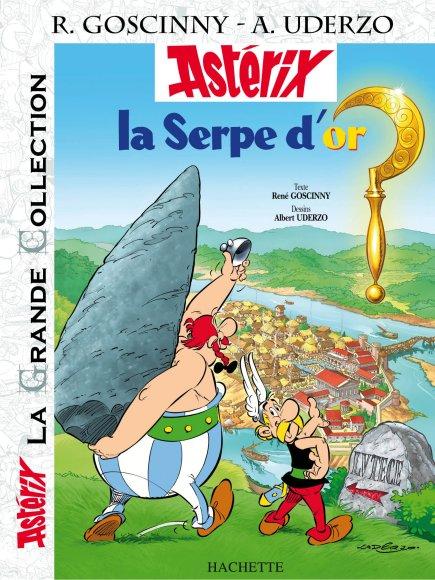 Asterix e il Falcetto d'Oro