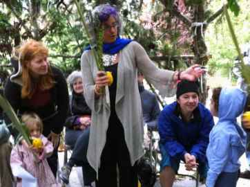 Rabbi Debra Kolodny | As the Spirit Moves Us. Sukkot at P'nai Or