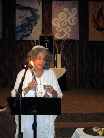 Rabbi Debra Kolodny | As the Spirit Moves Us. Yom Kippor Havdallah