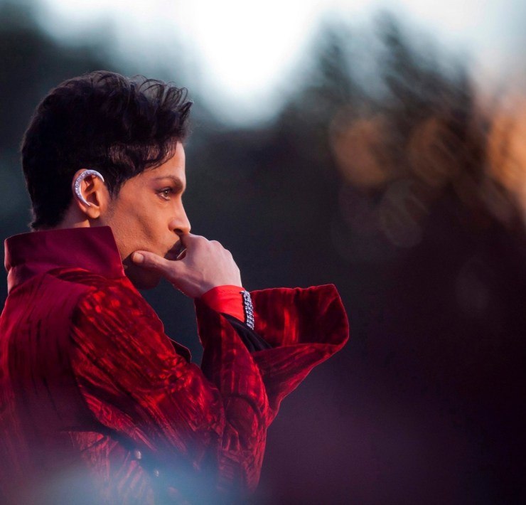 The Beautiful One: Prince, Dead at 57.