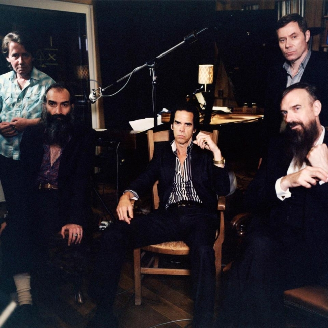 "Listen: Nick Cave and The Bad Seeds' ""Jesus Alone"""