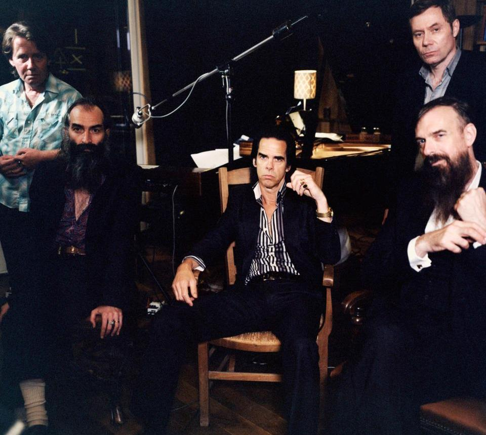"""Listen: Nick Cave and The Bad Seeds' """"Jesus Alone"""""""