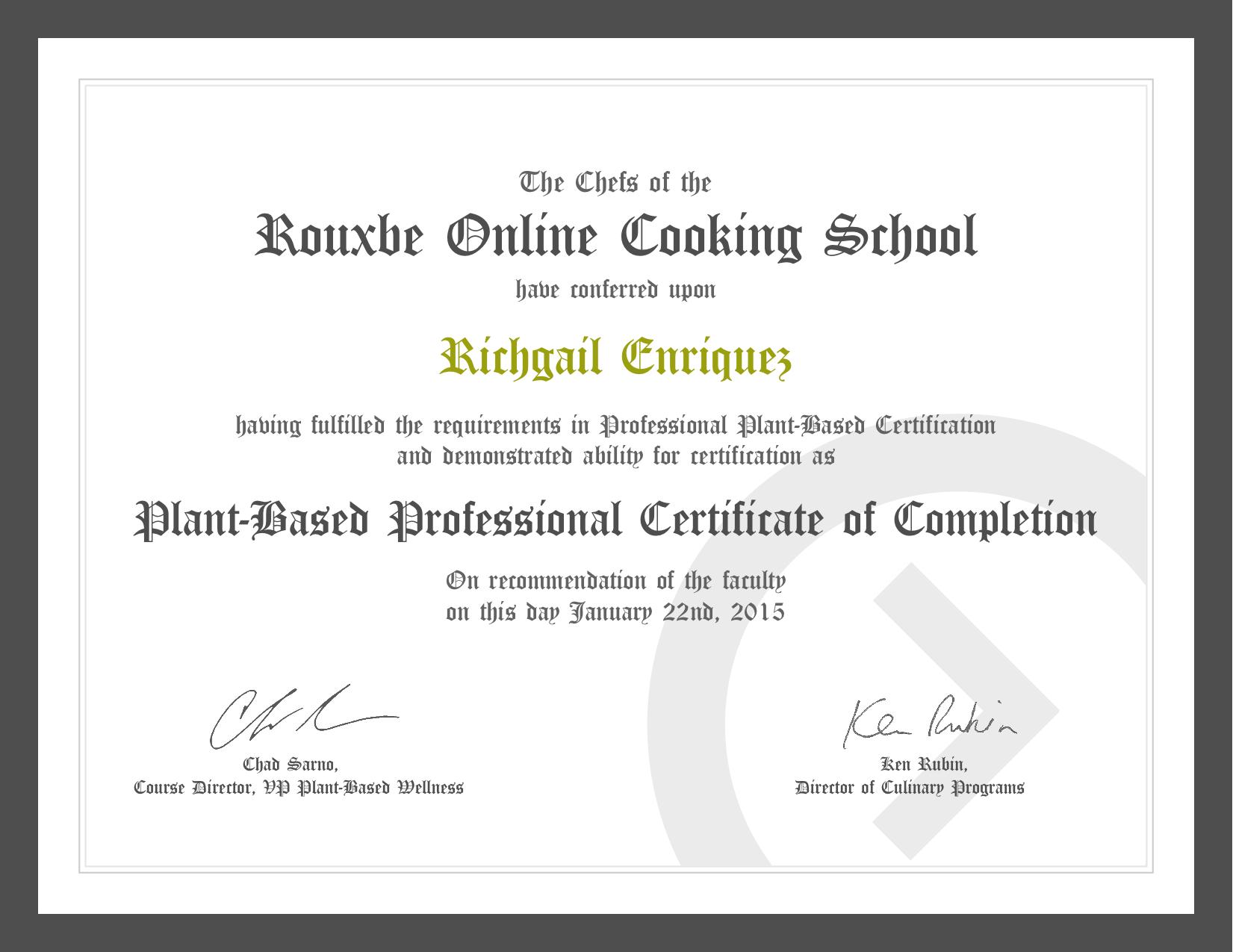Worth It Or Not Rouxbe Online Cooking School Astig Vegan