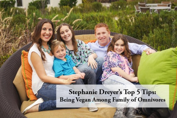 Top 5 Tips: Being Vegan Among Family of Omnivores