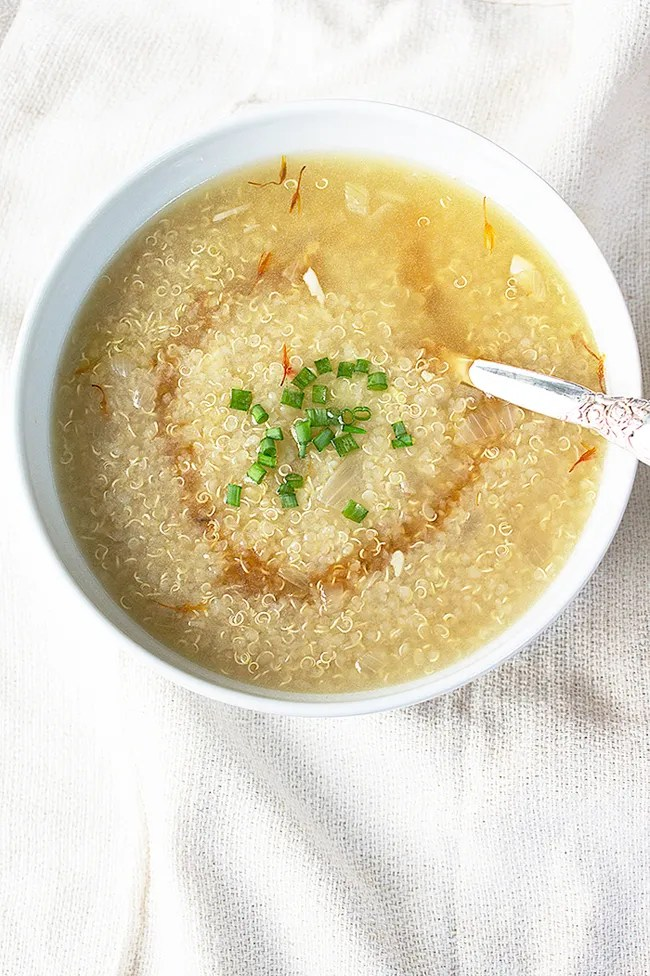 photo of astig vegan quinoa lugaw copy