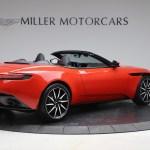 New 2020 Aston Martin Db11 Volante Convertible For Sale Special Pricing Aston Martin Of Greenwich Stock A1426