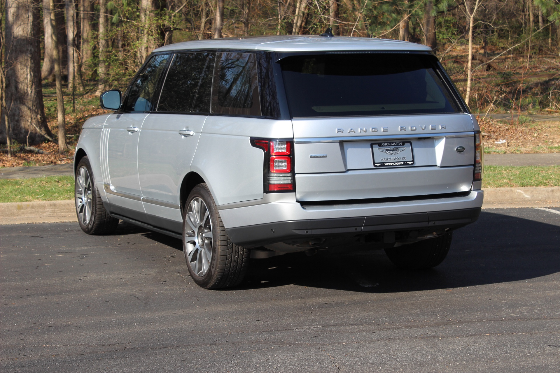 2015 Land Rover Range Rover Autobiography LWB Stock P for