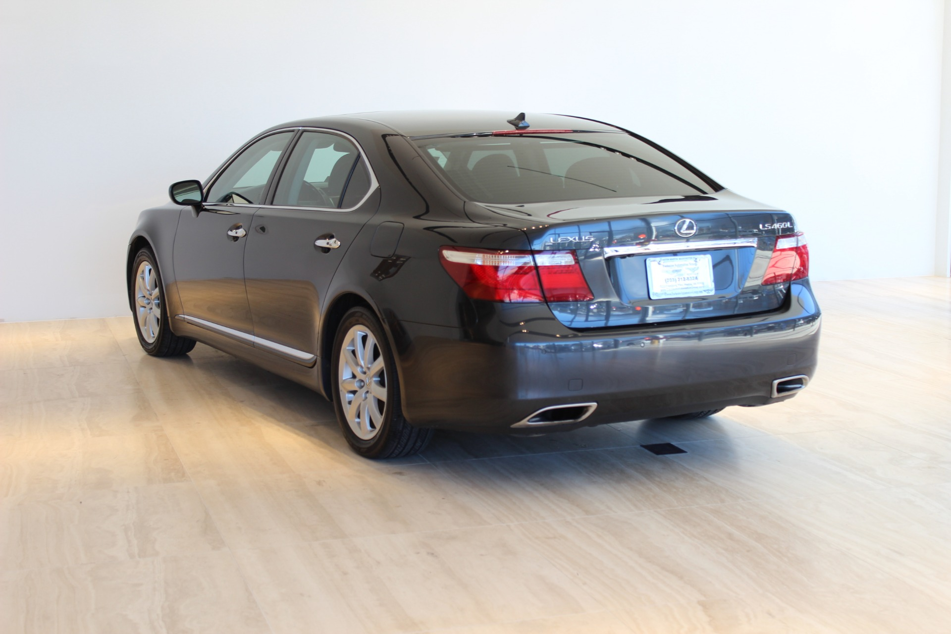 2007 Lexus LS 460 L Stock 5NC D for sale near Vienna VA
