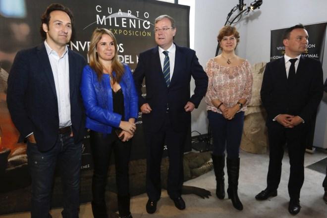 39 cuarto milenio la exposici n acerca a le n los for Cuarto milenio proximo programa