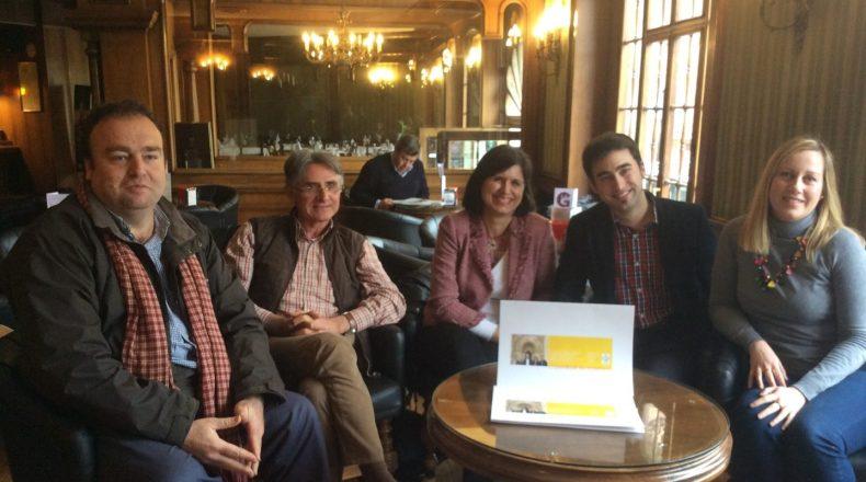 Profesionales de astorga la ba eza y el rbigo presentan - Colegio arquitectos leon ...