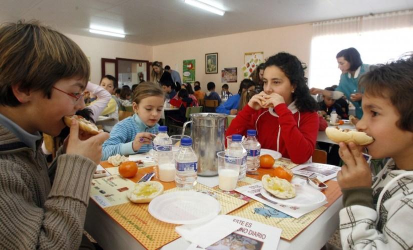 Sanidad inspecciona cada día seis comedores escolares para ...