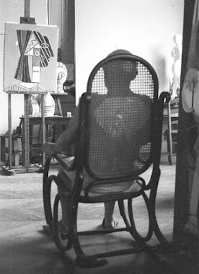 From His Bentwood Rocking Chair, ...