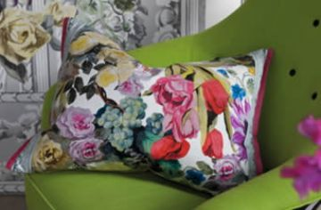 Designers Guild, Orangerie Rose Fabric