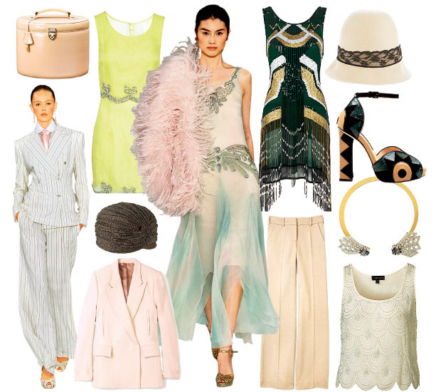 The Great Gatsby: Fashion