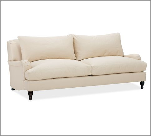 pottery barn carlisle sofa