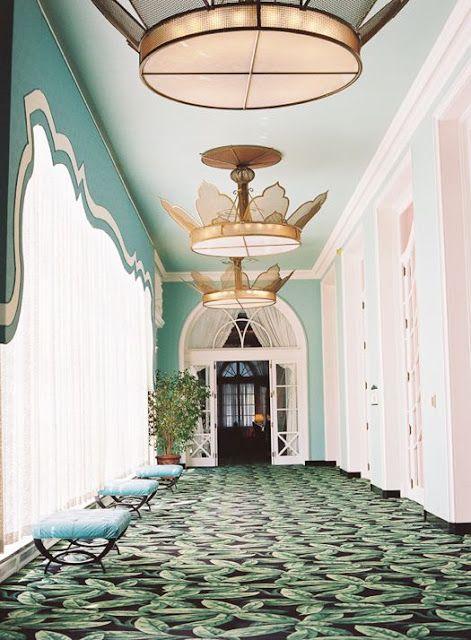 Greenbrier Hotel, Dorothy Draper