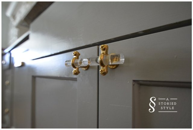 diy kitchen hardware