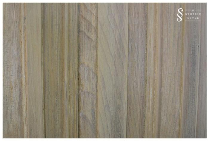 raw wood old doors