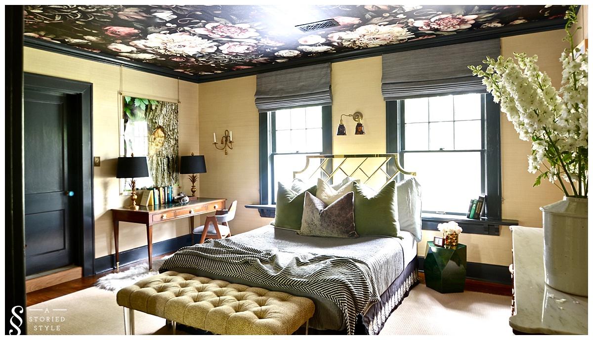 One Room Challenge - Week 6 - Master Bedroom Reveal!