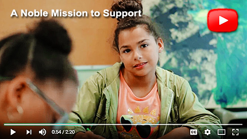 click to play the video A Noble Mission to Support