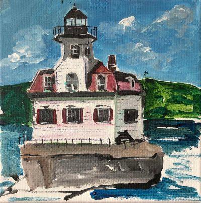 Hudson River Light