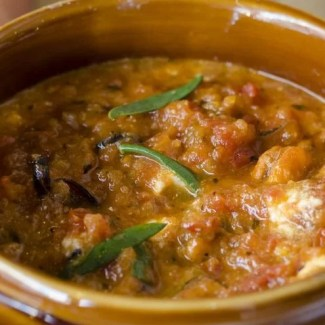 close-up-of-bowl-of-traditional-greek-food - Greek - stew