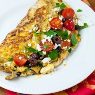 greek omlete