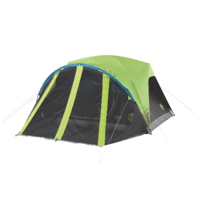 coleman carlsbad dome dark room tent
