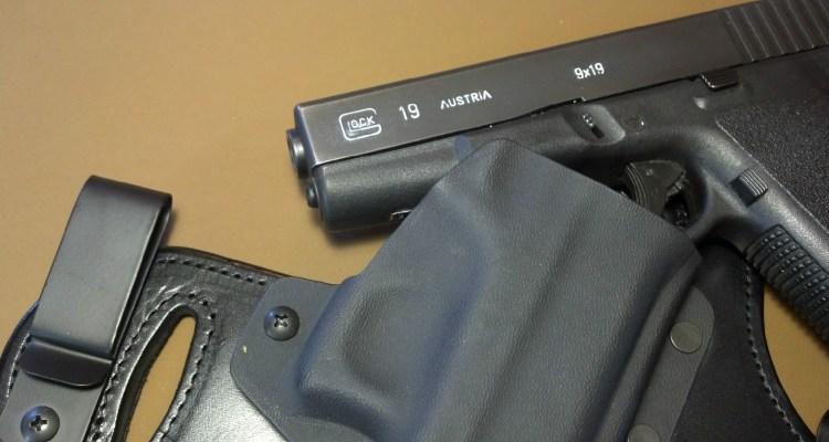 Best IWB Glock 19 Holster reviews