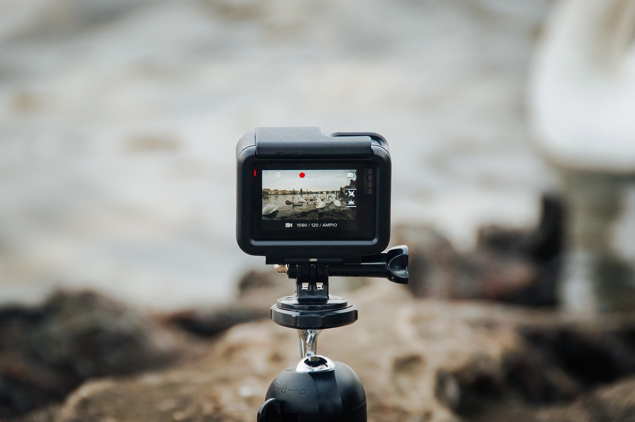 What is an action - camera. Tips for choosing