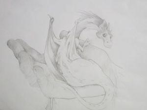 Kääpiölohikäärmeen poikanen