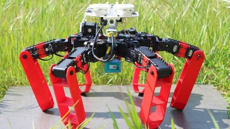 Δημιουργήθηκε το πρώτο ρομπότ που δεν κινείται με GPS αλλά με ουράνια πυξίδα