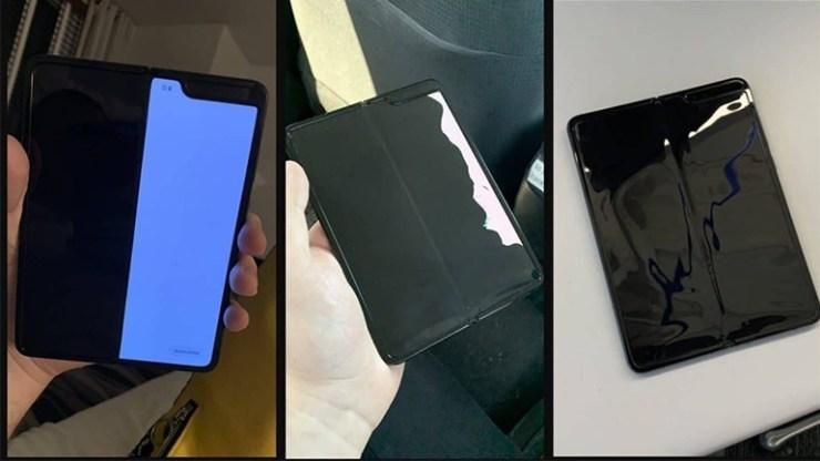 Η Samsung ανακαλεί όλα τα αναδιπλούμενα Galaxy Fold τηλέφωνα