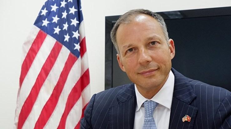 ΗΠΑ: Επίσκεψη του υφυπουργού Εξωτερικών Φράνσις Φάνον στην Αίγυπτο