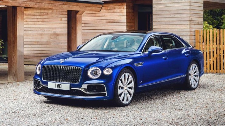 Αυτή η Bentley πουλήθηκε για 700.000 ευρώ