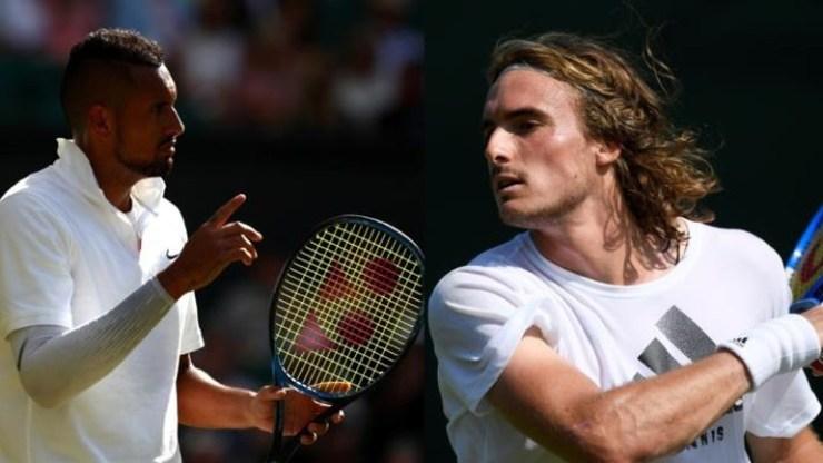 Τένις: Τσιτσιπάς και Κύργιος κόντρα στους κορυφαίους της παγκόσμιας κατάταξης