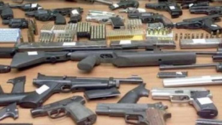 Μεξικό: Πάνω από 2 εκατομμύρια όπλα εισήχθησαν παράνομα στη χώρα την τελευταία δεκαετία